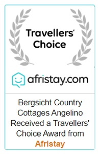 Bergsicht Country Cottage Travellers Choice Award