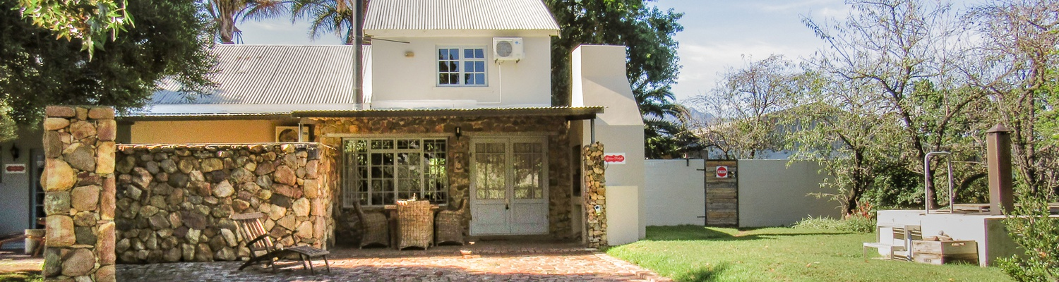 African Delight farm cottage, Bergsicht Country Cottages